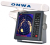 "ONWA 64NM, 10.4"" Color LCD Marine Radar/ with AIS Display KR-1668C"