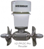 WESMAR DC Pro Bow and Stern Thrusters