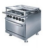 Marine Cooking Gange w/Oven(4 Round Hot Plates)
